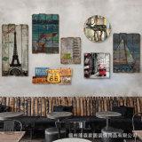 Nouveaux produits Imprimante en bois mur suspendue Deco pour décoration intérieure