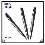 Pen van de Gift van het Metaal van het Kanon van de Pen Rol van de bedrijfs van het Gebruik de Grijze