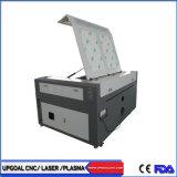 20mm Stärken-Schaumgummi CO2 Laser-Ausschnitt-Maschine mit 1300*900mm