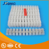 Blocos de terminais de plástico por grosso, conector de bloco de terminais, blocos de terminais elétricos