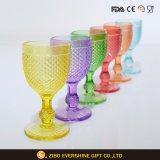 Contenitori impaccanti di vino di regalo di cristallo di vetro all'ingrosso