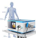 Extracorporeal Stoßwelle-Maschine für Schmerz-Therapie-Behandlung