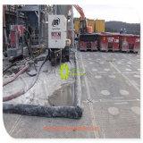 1/2 Zoll-starkes Polyäthylen-mobile Bodenschutz-Matte/temporäre Straßen-Matten