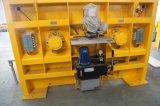Mezclador concreto gemelo del eje Js500 de la capacidad 500L de la descarga