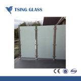 il vetro glassato di 4-15mm/Sandblasted il vetro/vetro inciso acido per costruzione