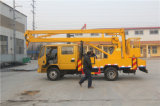 camion de levage diesel hydraulique de boum du modèle 200kg de vente chaude neuve de la Chine avec la conformité de la CE