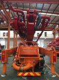 37mのトラック66 Cbm/Hrのポンプ施設管理が付いている移動式具体的なブームポンプトラック