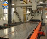 H 광속 강철 탄 폭파 청소 기계