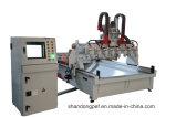 3D 의자와 층계 다리를 위한 목제 CNC 대패 기계