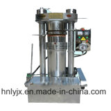 Máquina hidráulica de la prensa del aceite de oliva ampliamente utilizada en industrial