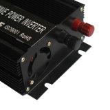 1 Phase Gleichstrom 12V Auto-zum reinen Sinus-Wellen-Energien-Inverter 500va Wechselstrom-220V mit USB-Stecker
