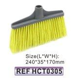Pista plástica de la escoba de la escobilla (HCT0303)