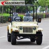 Jeep CJ7 adulte avec les roues de Beadlock Jeep Jw1501