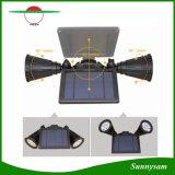 Ventosa Simples de Segurança LED à prova de Luz Solar Piscina 12 Cabeça Dupla Solar de LED do sensor de movimentos PIR Garden em destaque