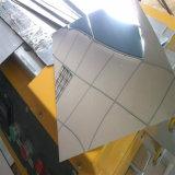 hoja plástica del acrílico del espejo de la hoja del espejo del plexiglás de 1m m