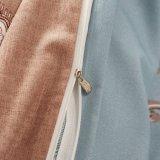 プリントが付いている3部分の羽毛布団カバー寝具セット