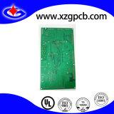 Oro Imersion TG150 PCB con a través del agujero en Pad