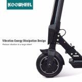 """""""trotinette"""" elétrico dobrado do retrocesso da mobilidade da versão nova com bateria de lítio"""