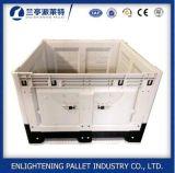 Higiene do HDPE de China que dobra o recipiente plástico da pálete para a venda