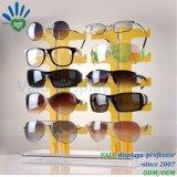 Clair et coloré de lunettes en acrylique Présentoir de comptoir