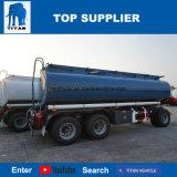 Aanhangwagens van de Tankers van het Water van de Tanks van de Brandstof van de Kwaliteit van de titaan de Aanhangwagen Opgezette voor Verkoop