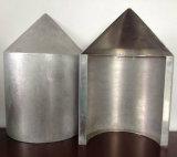 Painel de revestimento de alumínio irregular da coluna PVDF