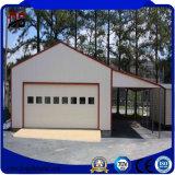 Strutture d'acciaio di sicurezza facile dell'installazione di basso costo per il garage