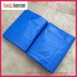Encerado azul impermeável resistente super do PE de 200 G/M