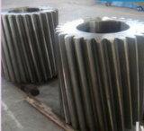 Hohe Präzisions-gechromierter Stahlsporn-Gang