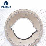 Via Aérea de pregas algodão polimento Polimento Roda (Com Carboard Center) para metais