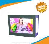 Yashi Transparent Affichage LCD avec affichage vidéo de la publicité