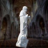 고품질 대리석 상, 종교적인 동상 조각품 T-6988