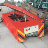 Batteriebetriebene handhabende Laufkatze traf in der Stahlindustrie zu (KPX-25T)