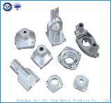 Peças e peças sobresselentes da liga de alumínio da precisão de Customed para carros