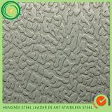 L'acciaio reale della decorazione di alta qualità calda di vendita imprime per lo strato strutturato dell'acciaio inossidabile
