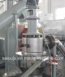 Granulador Línea de Pelletizado Planta de Reciclaje de Residuos Plásticos