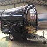 Carro Multi-Function do alimento do caminhão elétrico do alimento do triciclo