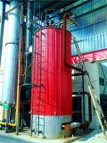 Niedrige Verunreinigungs-vertikaler thermischer Öl-Dampfkessel