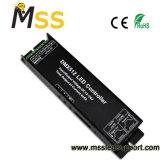 4 Channel DMX512 descodificador para o sistema de iluminação e controle de faixa de Luz 12-24V