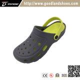 Chaussures occasionnelles extérieures de gris d'entrave d'EVA d'hommes de jardin
