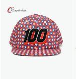 ファブリックによってカスタマイズされる急な回復の帽子の印刷のロゴ