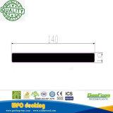 panel de revestimiento compuesto plástico de madera de la pared de la coextrusión de 10*140m m