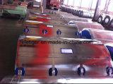 Le centre de détection et de contrôle de SPCC a laminé à froid les bobines en acier