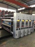 Carton ondulé Slotter automatique de l'imprimante