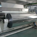 공장에서 알루미늄 호일 직매 강화