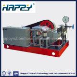 machine en caoutchouc de boyau de la série 3D-Sy750 pour la pompe d'essai de pression