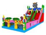 Nuevo diseño castillo inflable para niños