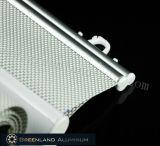 Profil sans visibilité romain en aluminium de rail