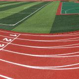 Automatische Sprüher-Maschine für synthetischen athletischen laufenden Rennbahn-Sport-Bereich-Oberflächen-Bodenbelag der Spur-Palyground/EPDM Plastikgummi