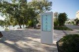 Кнессета Деди 43 49 55 65-дюймовый ЖК-Digital Signage на открытом воздухе карты сетевой путь искателя киоск с сенсорным экраном
